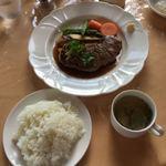カフェ・ビアレストラン エル・トマ - 特選牛ステーキランチ(1500円)