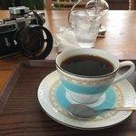 コーヒーの木 - ドリンク写真:モカマタリ