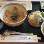 湘南シーサイドカントリー倶楽部 - 料理写真:漬け真鯛の冷やし汁  1,730円