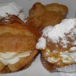 白土屋菓子店 - あんシュー、パイシュー、ガナッシュー 、ジャンボシュー