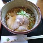 山法師 - 料理写真:ラーメン700円