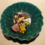 流石 Le蔵 - 前菜盛り合わせ