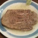 ホルモンの串焼き もつやき処 沼田 -