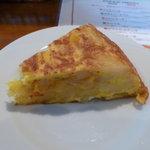 ナストロ  - トルティージャ(スペインの田舎料理)