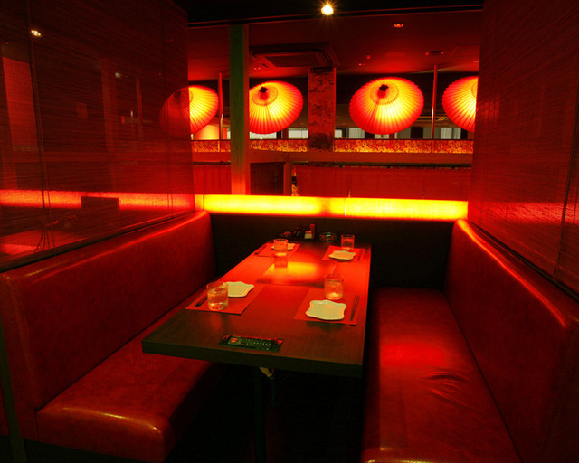 個室居酒屋 京屋小町と江戸娘 赤坂見附店 - 京の雅と江戸の粋をテーマにした店内◎