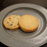 Mole & hosoi coffees - クッキー2種