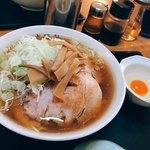 大勝軒 - チャーシュー麺