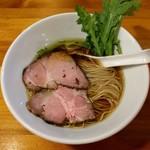 極汁美麺 umami - 醤油らーめん(830円)