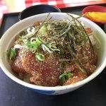 大遠会館 まぐろレストラン - 漁師丼 900円
