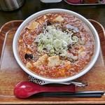まるしん - マーボ麺 850円