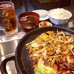 週末限定セット   赤味噌or塩or赤星(赤ワイン醤油)