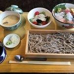 いの瀬 凛 - 海鮮丼と十割蕎麦
