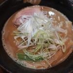 拉麺 阿吽 - 秋刀魚拉麺