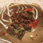レジーナ イタリアーナ - イノシシのラグーを包んだアニョロッティ