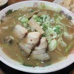 五誓 極 - 料理写真:みそラーメン ノーマル麺量並
