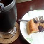 喫茶ハイマート - 料理写真:
