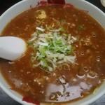 北京 - タンタンメン(大辛)870円