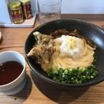 のんち - 料理写真:きのこうどん