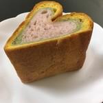 手づくりパン工房 花里夢 - ハート食パン