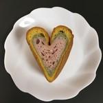 手づくりパン工房 花里夢 - ごパン 4色食パン  ¥110