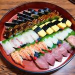 仕出しと味の贈答品 山吹 - 寿司・・