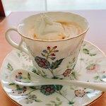 軽食喫茶風車 - ウインナーコーヒー