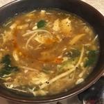 91520110 - 酸辣湯麺