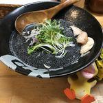 ぼっこ志 - 料理写真:焦がし鶏白湯800円(税込)