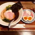 メンドコロ キナリ - 特製Ra-men 濃口醤油(1,050円)