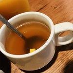 ピソラ - ランチスープ スープもお代わり自由