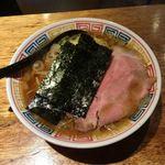 麺ハウス こもれ美 - 煮干そば〜平子節バージョン〜 750円