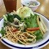 微笑みレストラン 大国亭 - 料理写真:ランチバイキング(\1,280) サラダ盛り付け例