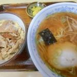 91526225 - ミニカツ丼セット1000円