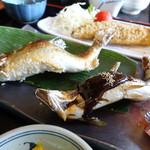 新橋亭 - 料理写真:今年は鮎が小さすぎます(T_T)