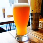 さかづき Brewing - せせらぎ(セッションIPA)