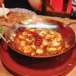 CHI・i ・NA - 赤い麻婆豆腐