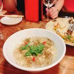 CHI・i ・NA - 白い麻婆豆腐