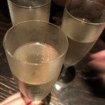 91531279 - シャンパンで乾杯