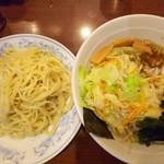 Toyosuramen - 野菜つけ麺