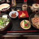 谷口屋 - ★★★☆ 豆腐ご飯と越前そば