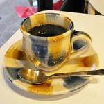 カフェ&ゲストハウス もやいや - ホットコーヒー