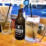 肉maroおとんば - ホッピーセット ¥450