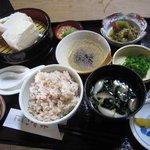 食彩家 こずみ - お豆腐ご膳