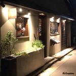 Ristorante SHIKAZAWA - 店の外観