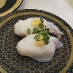 はま寿司 -  姿やりいか 100円 (税別)♪