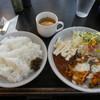Majonotamago - 料理写真:魔女のたまごハンバーグセット