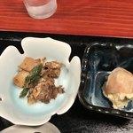 会津 田舎家 - 小鉢