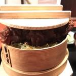 会津 田舎家 - ソースかつ丼