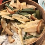 会津 田舎家 - 山菜アップ
