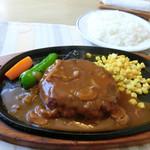 レストラン アベ - ハンバーグ